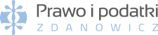 Kancelaria Patrycja Zdanowicz-Pastuszak Logo